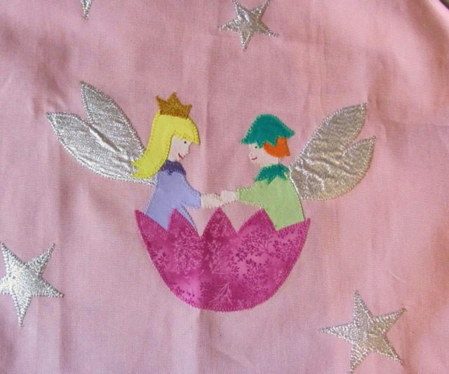 grembiule con applique